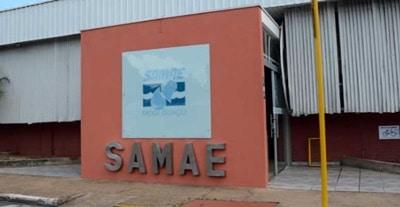 2 via conta de agua Samae Mogi Guaçu